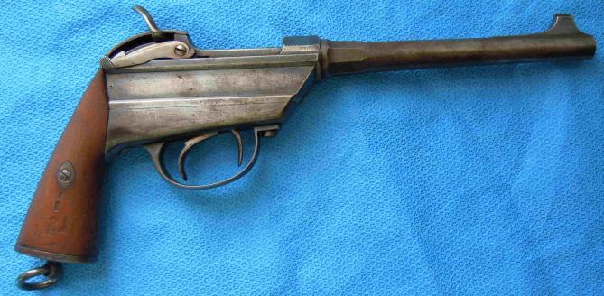 Modern Howdah Pistol